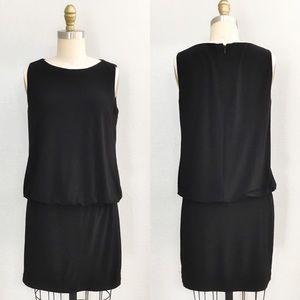 Eliza J little black dress sleeveless